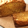 Double Almond Pumpkin Bread