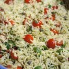 Orzo Salad with Dill Pesto