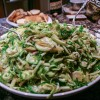 Brussels Sprouts and Apple Slaw