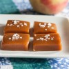 Sour Cherry Apple Cider Caramels