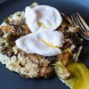 Bubble and Squeak Thanksgiving Leftovers