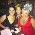 Fascinator night at Talulah's Garden