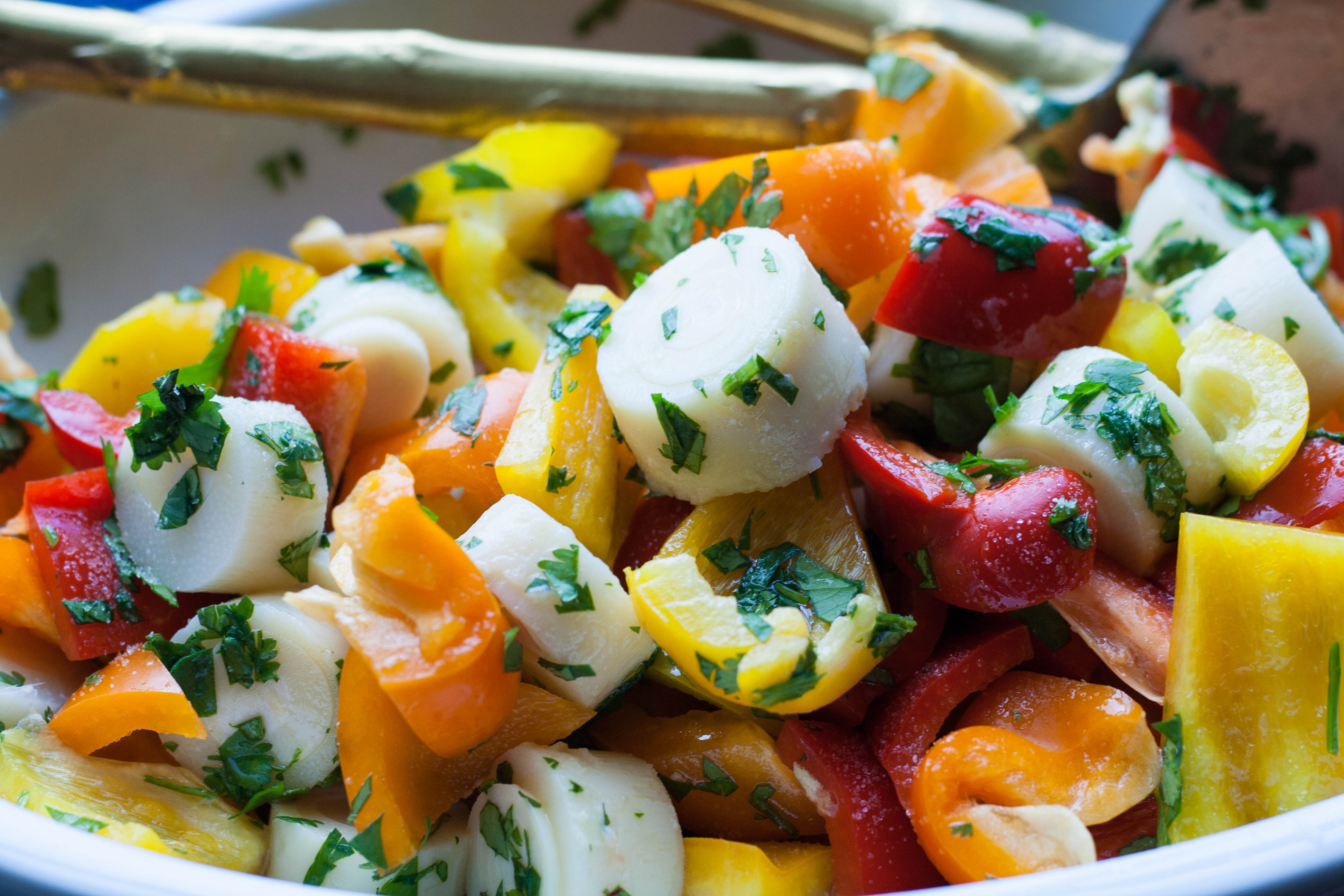 ... hearts of palm salad lemony hearts of palm salad hearts of palm salad