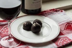 truffles and macrostie pinot