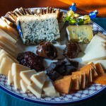Swanky Cheese Plate