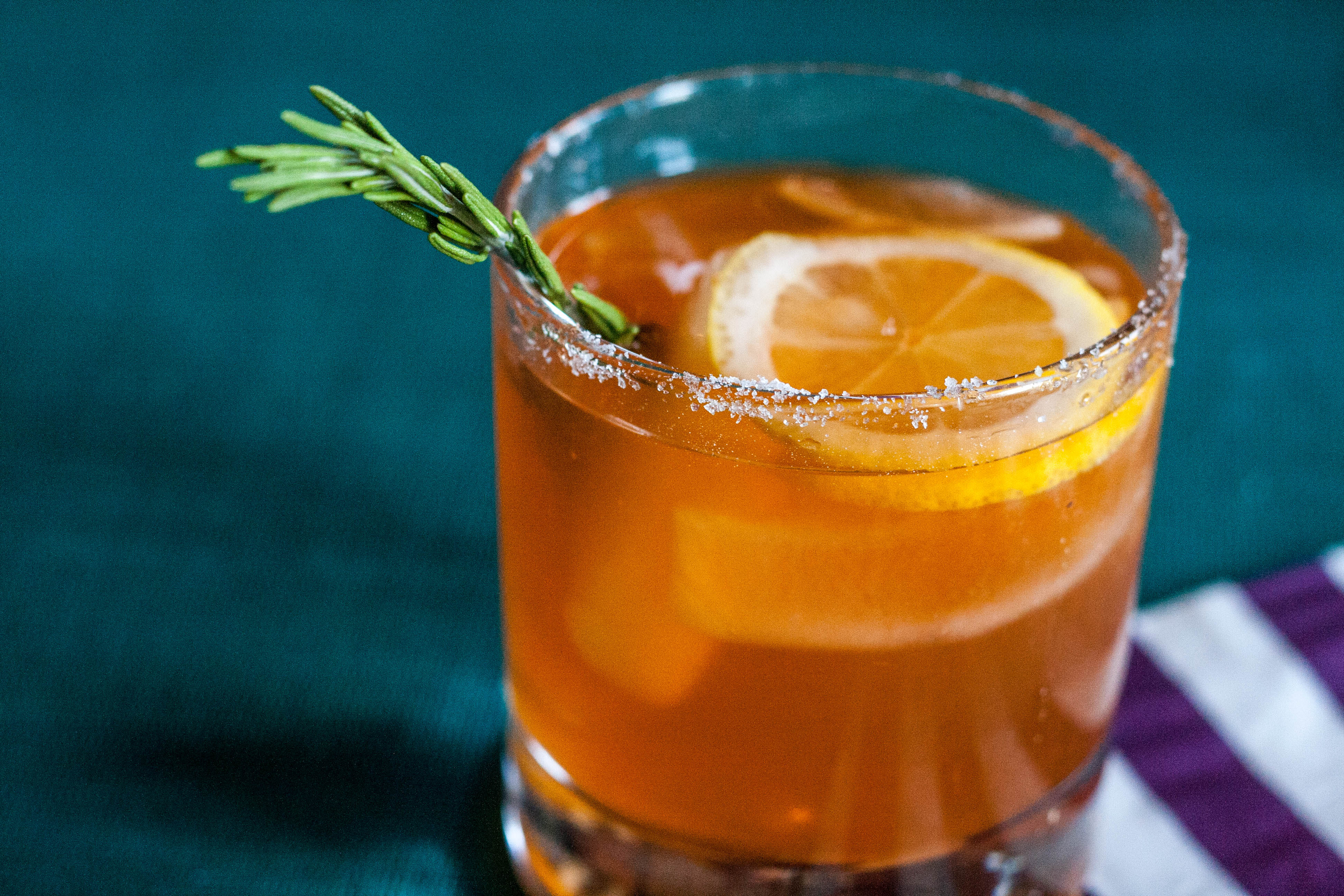 clementine rosemary tequila