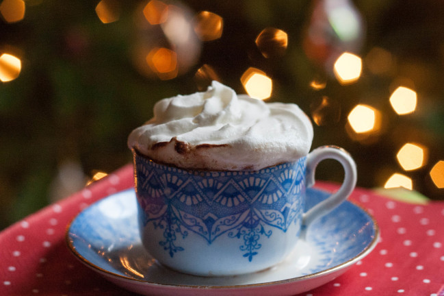 snowstorm hot chocolate