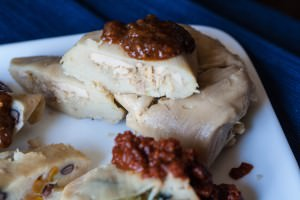 tamales chicken chile lime