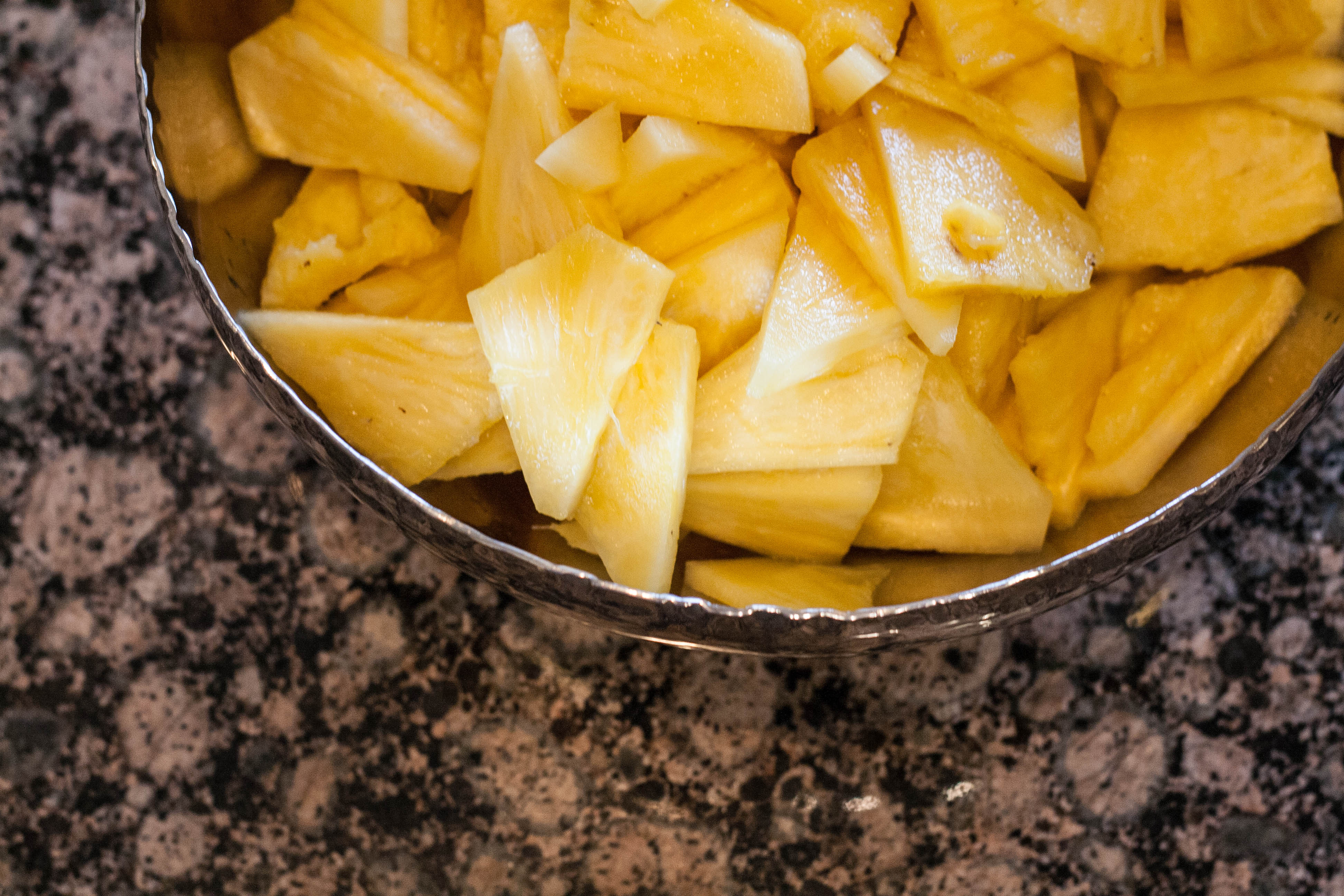 pantry tips how to cut a pineapple the results