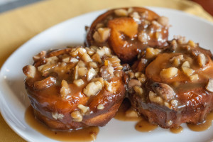 Chestnut Sticky Buns